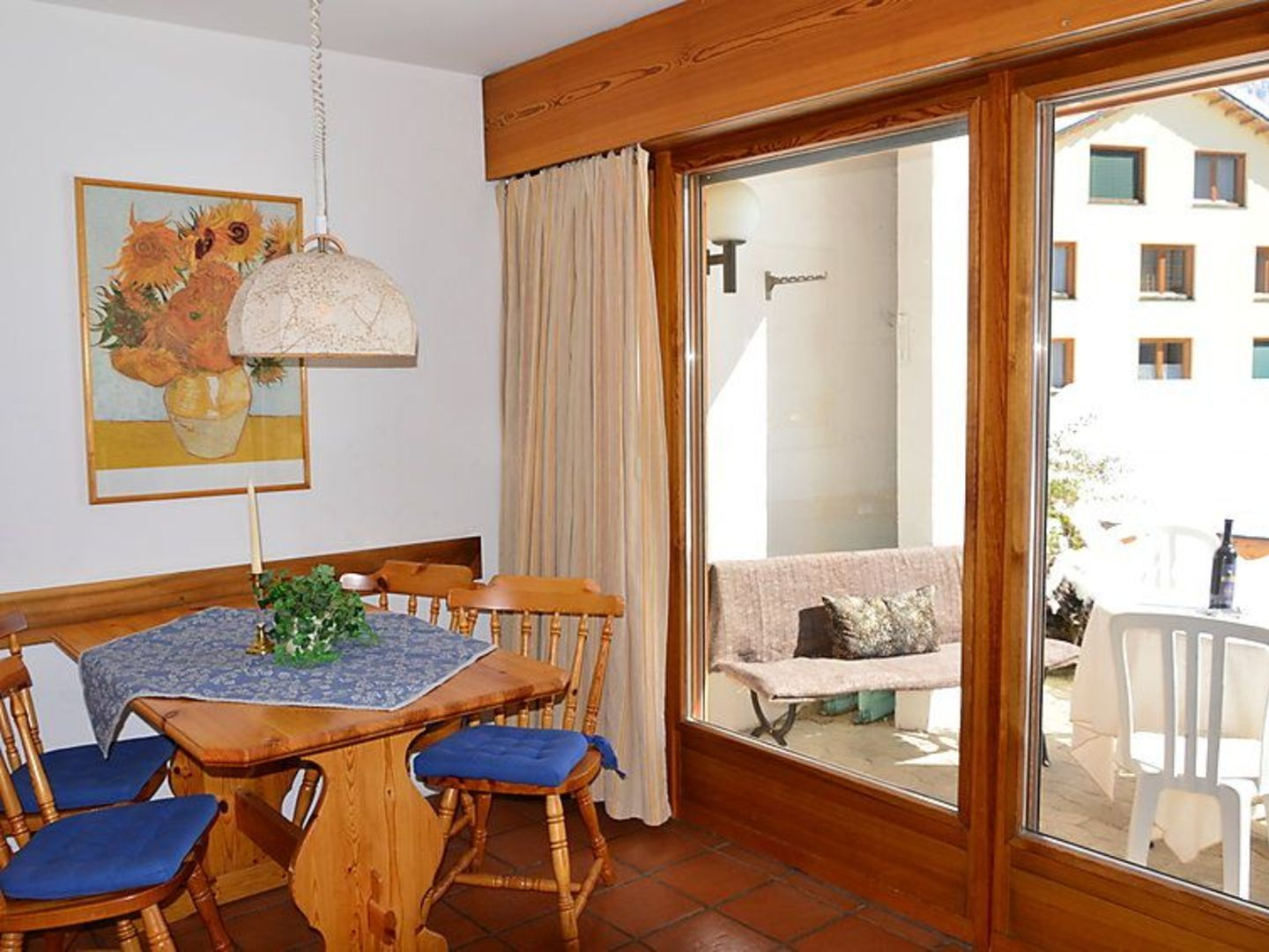 St. Moritz-Bad Beautiful small apartment