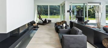Apartment for rent on the first line of lake StMoritz