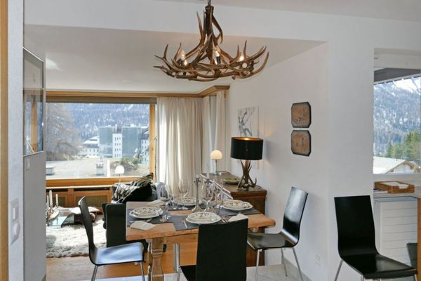 Holiday apartment in St. Moritz