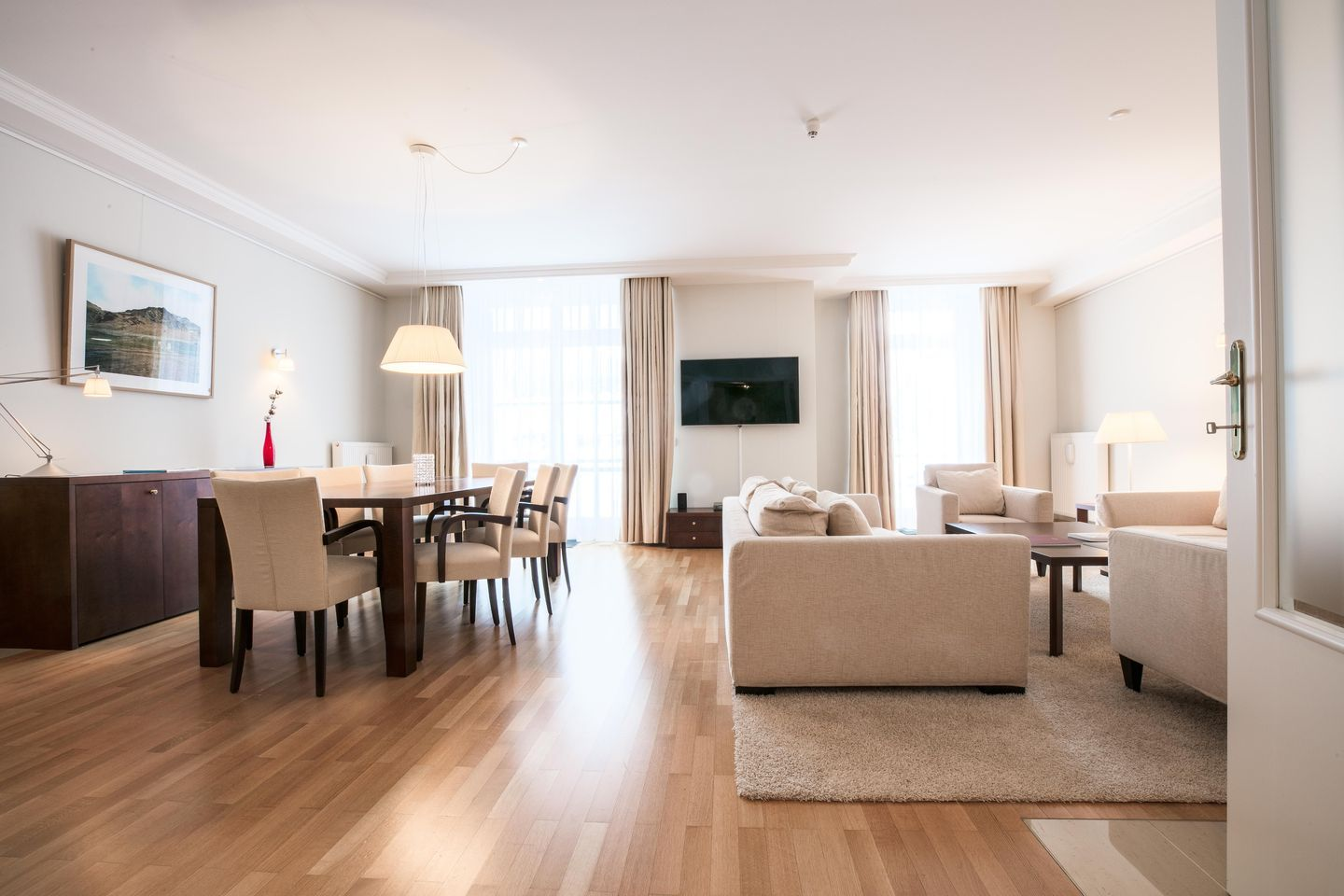 St. Moritz luxury apartment for rent