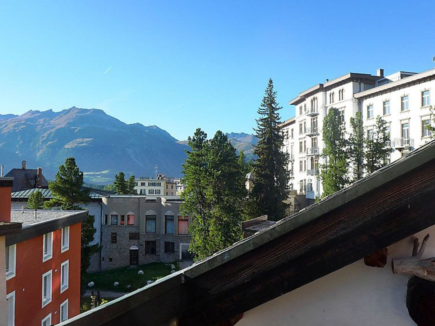 Location Appartement St. Moritz Pontresina