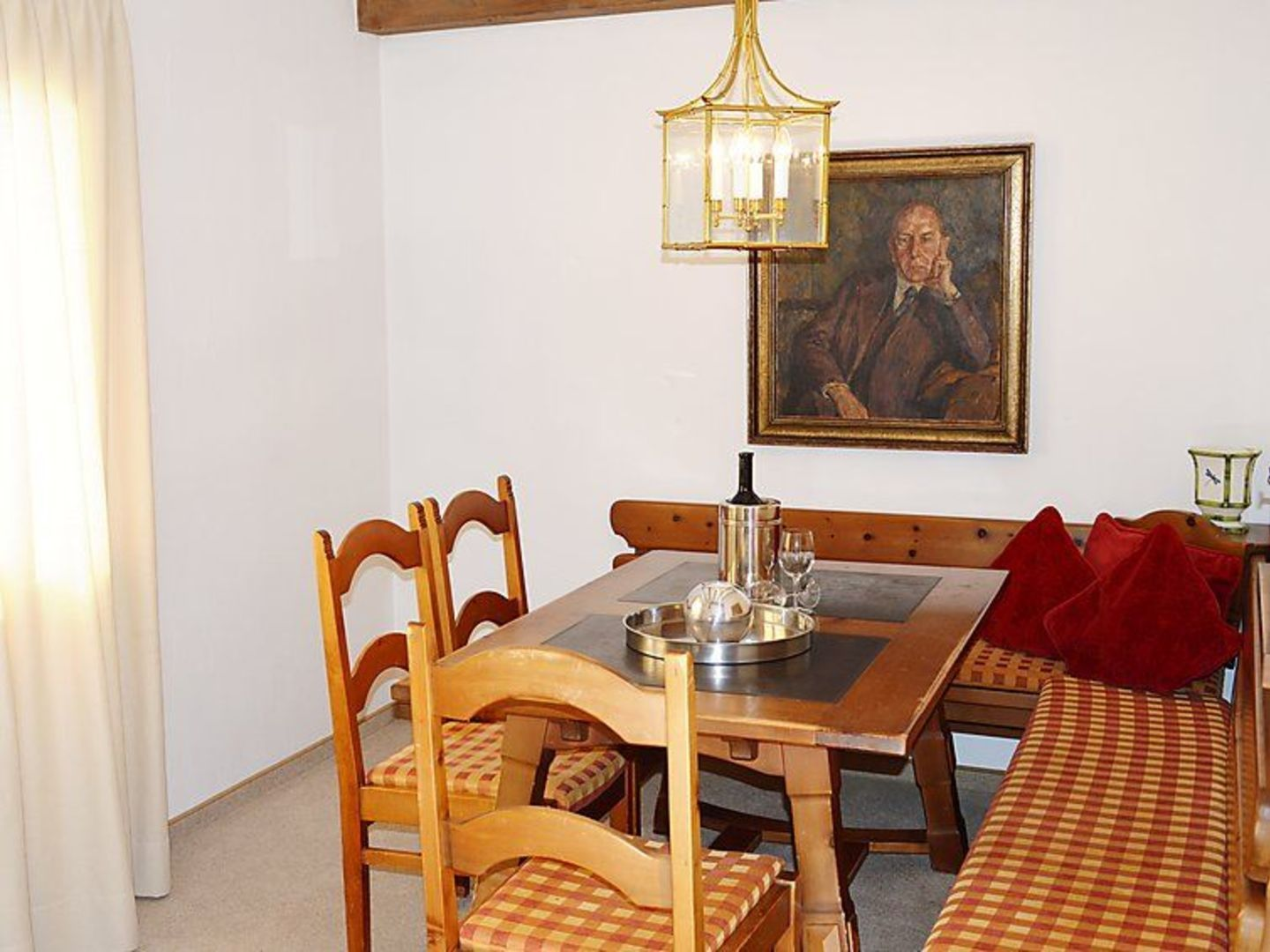Rental apartment in Silvaplana Surlej