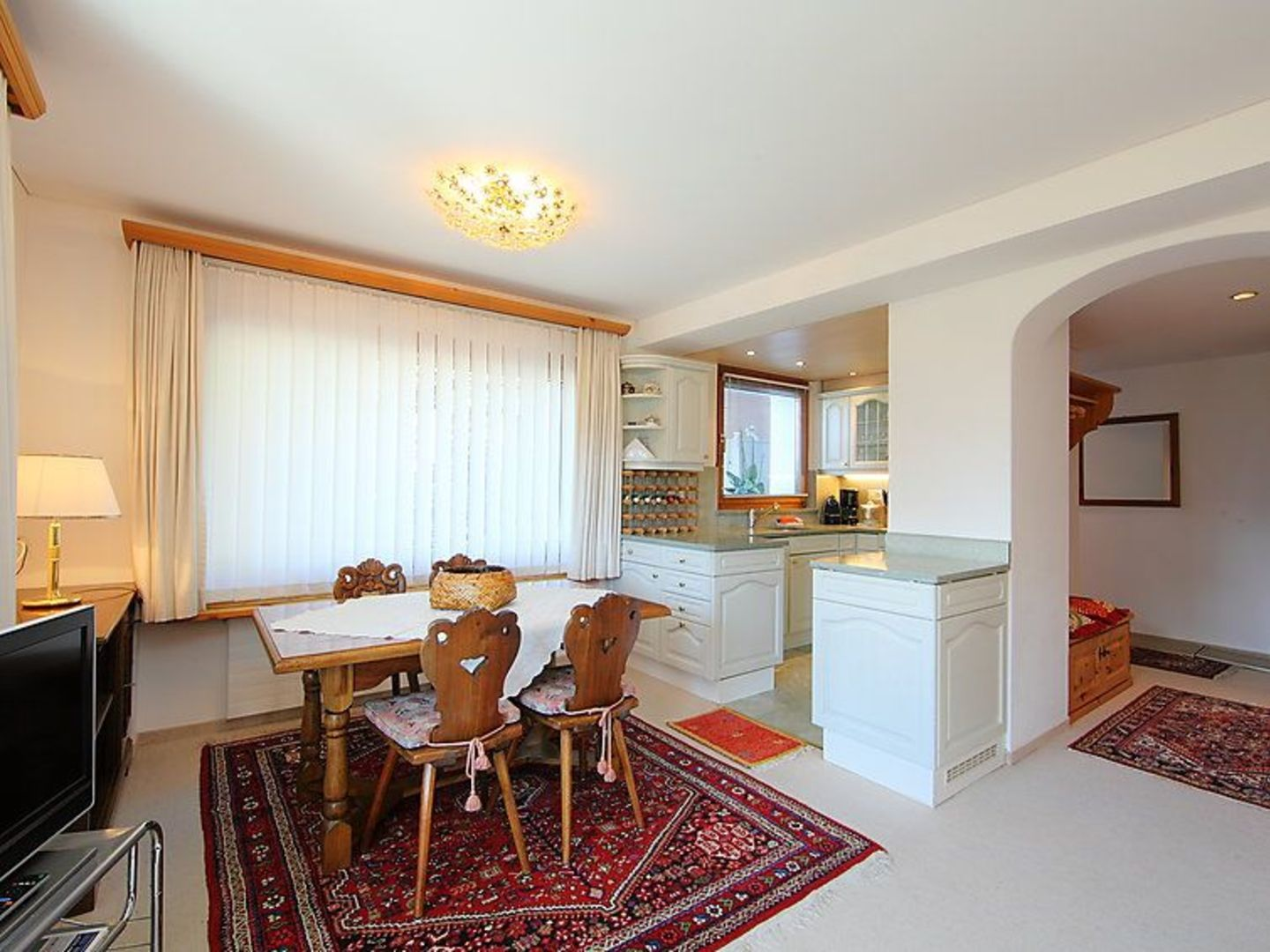 Holiday Apartment for rent St.Moritz-Dorf
