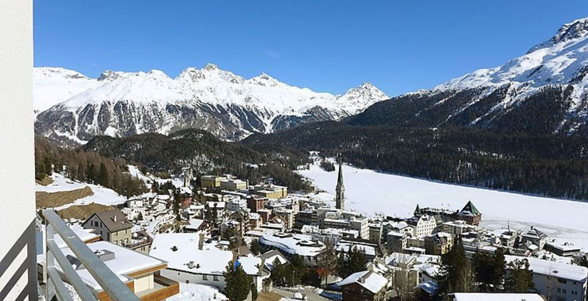 St. Moritz holiday apartment