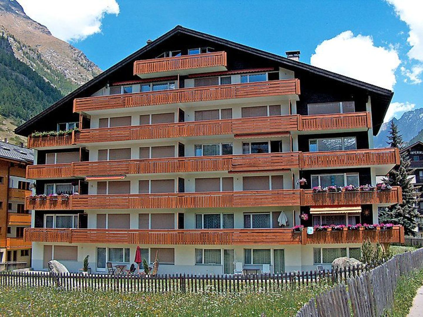 Apartment for rent in zermatt
