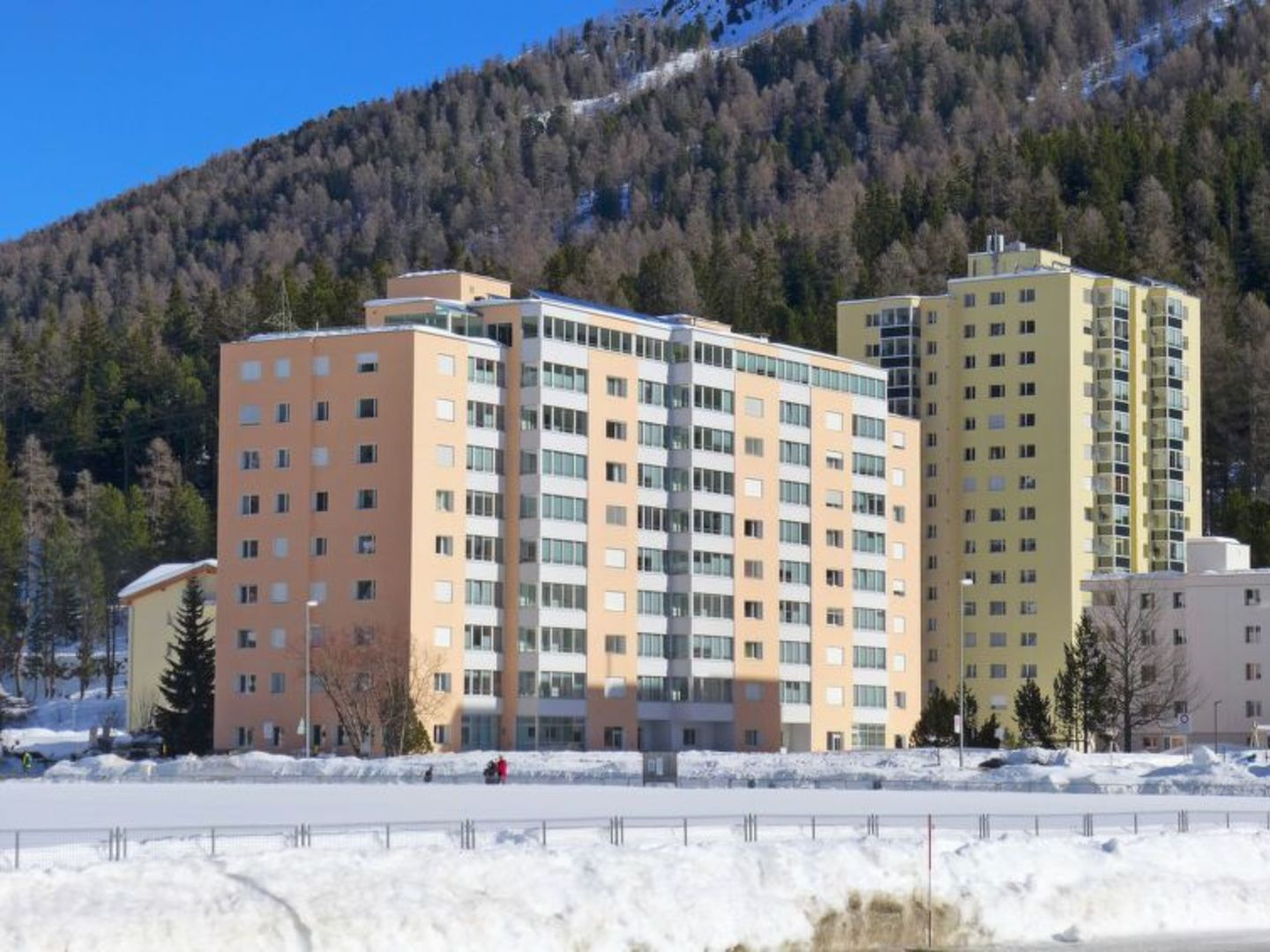Apartment for rent in St.Moritz-Bad