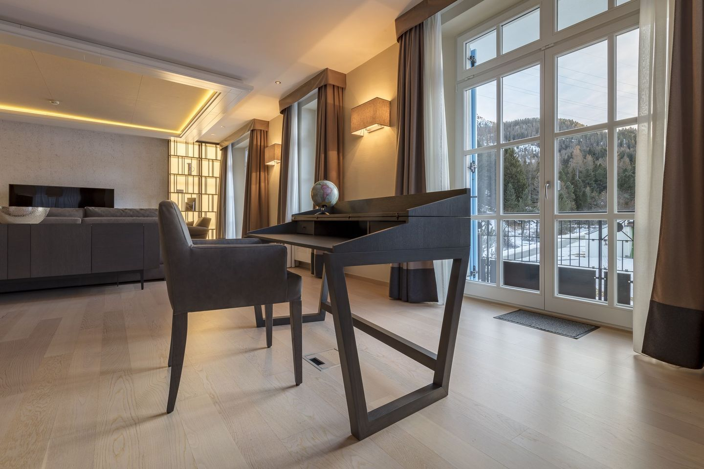 Luxury appartment St. Moritz