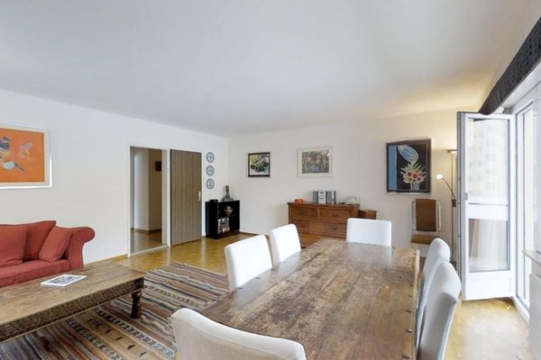 Rental apartment in StMoritz