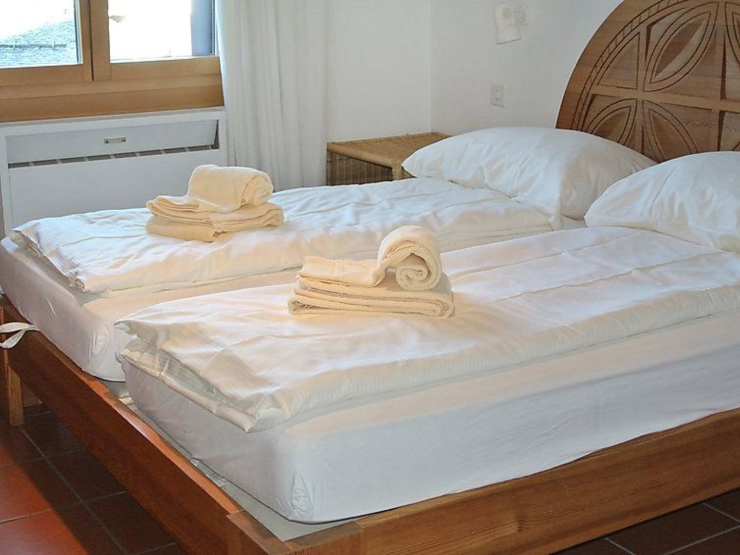 Rental apartment in Silvaplana-Surlej