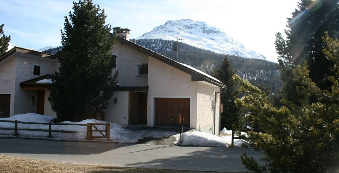 House in Pontresina