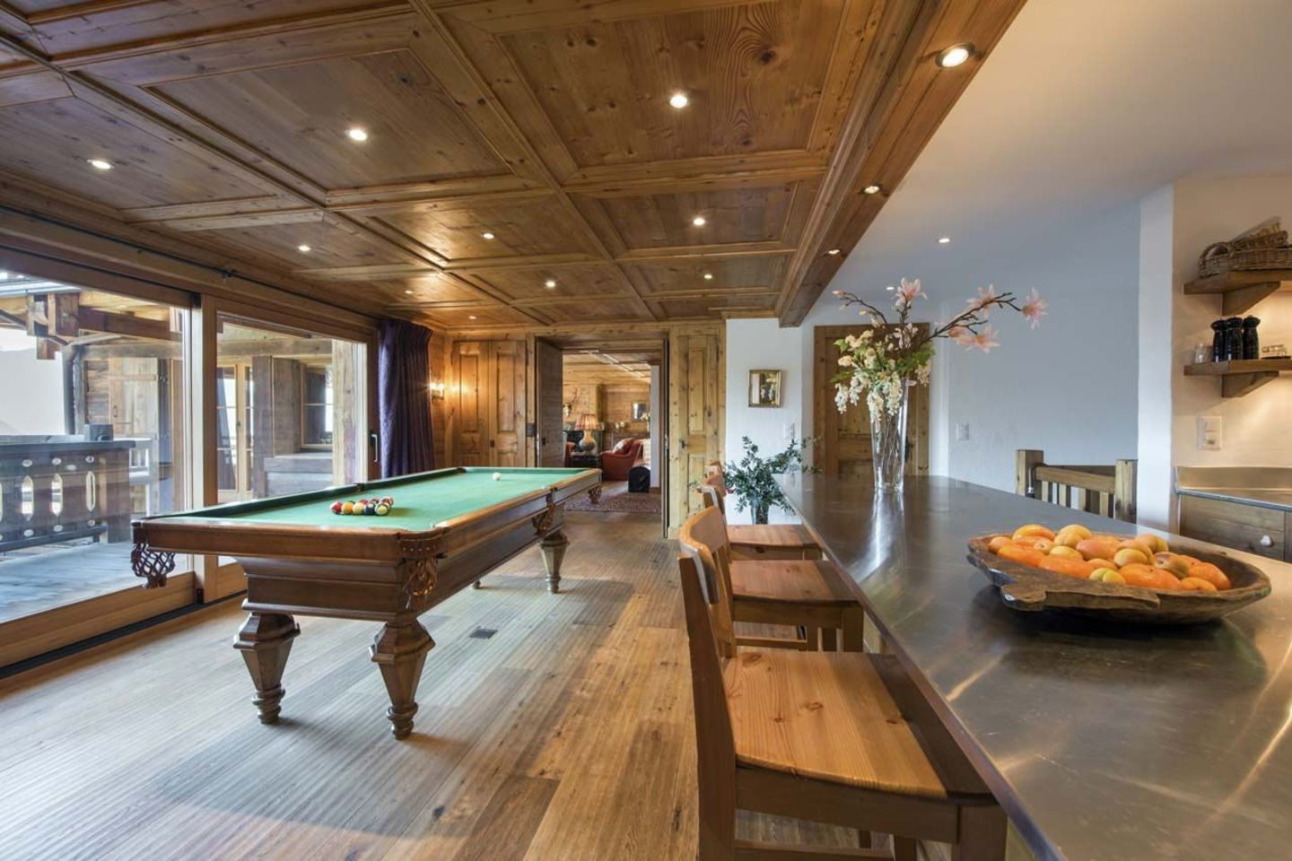 Charmant appartement duplex à Verbier