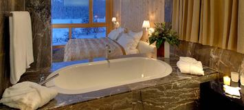 Book / Chalet House St. Moritz - Bad