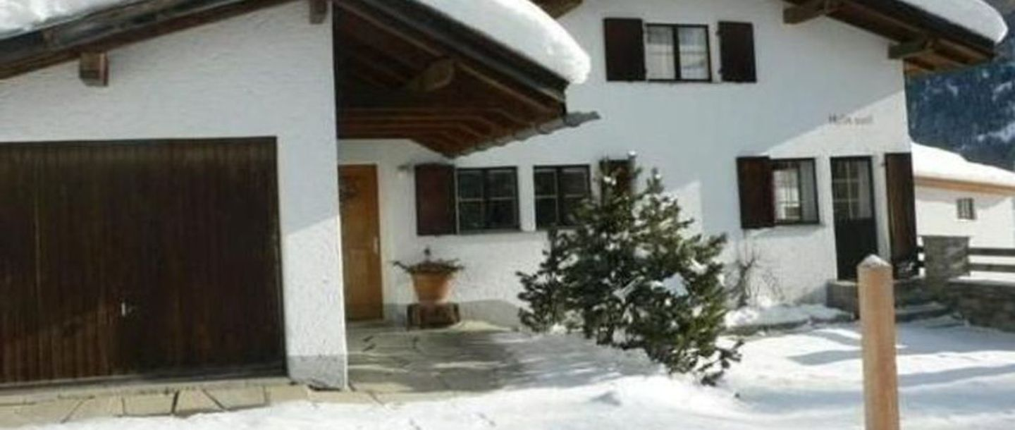 Chalet for rent in St. Moritz