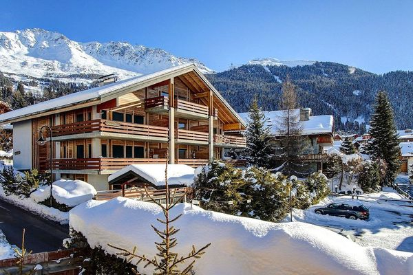 Thumbnlg chalet for rent in verbier 1