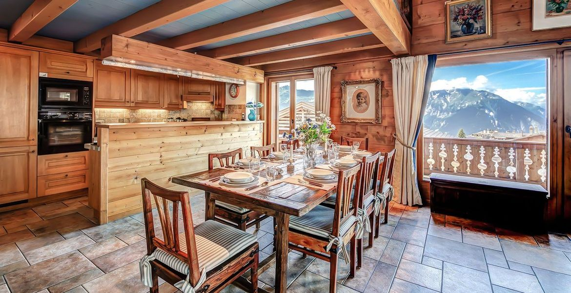 Penthouse for rent in Verbier