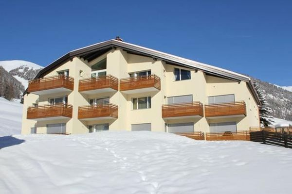 Apartment in Samedan
