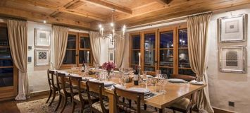 Chalet for rent in Verbier