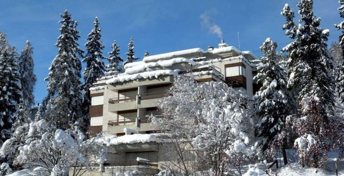 Holiday apartment in st moritz