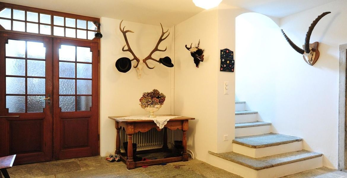 Family house for rent in Pontresina