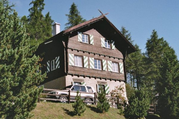 Book Chalet / House, St. Moritz - Bad