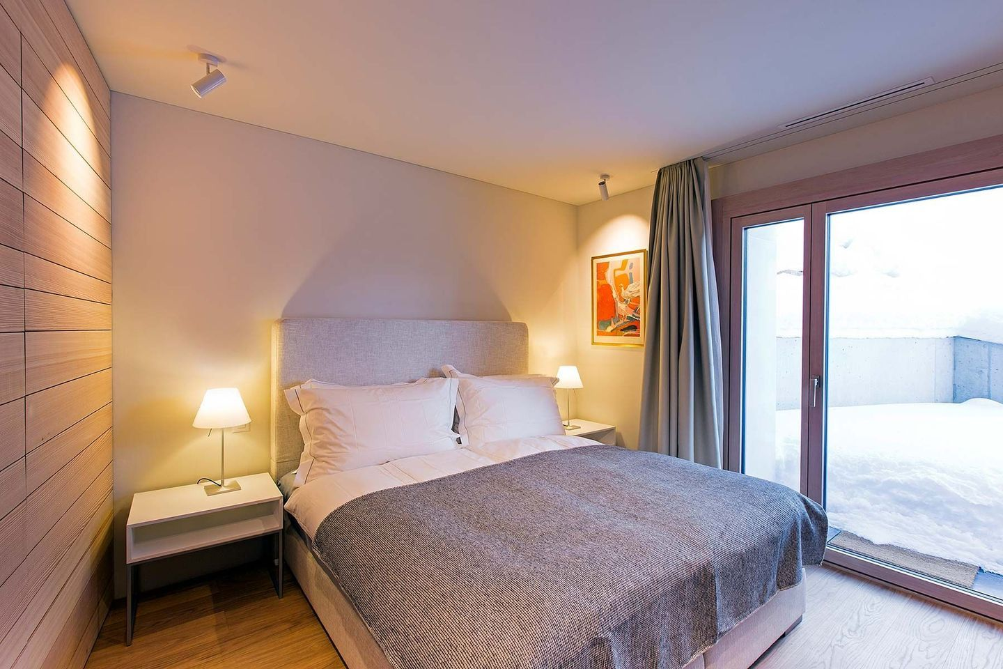 ST. MORITZ  Location appartement