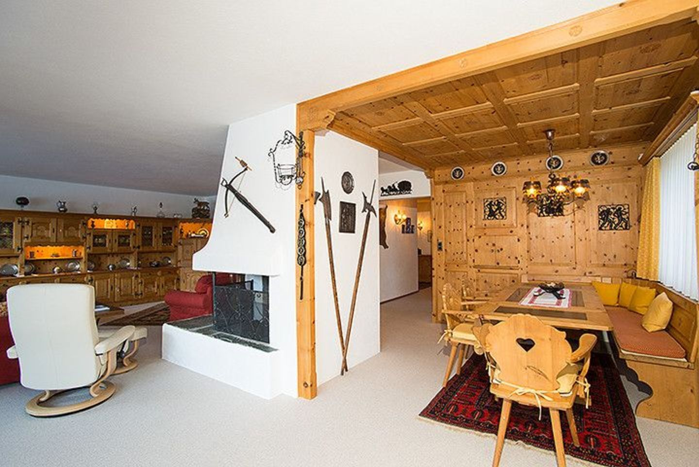 Apartment in St. Moritz - Bad