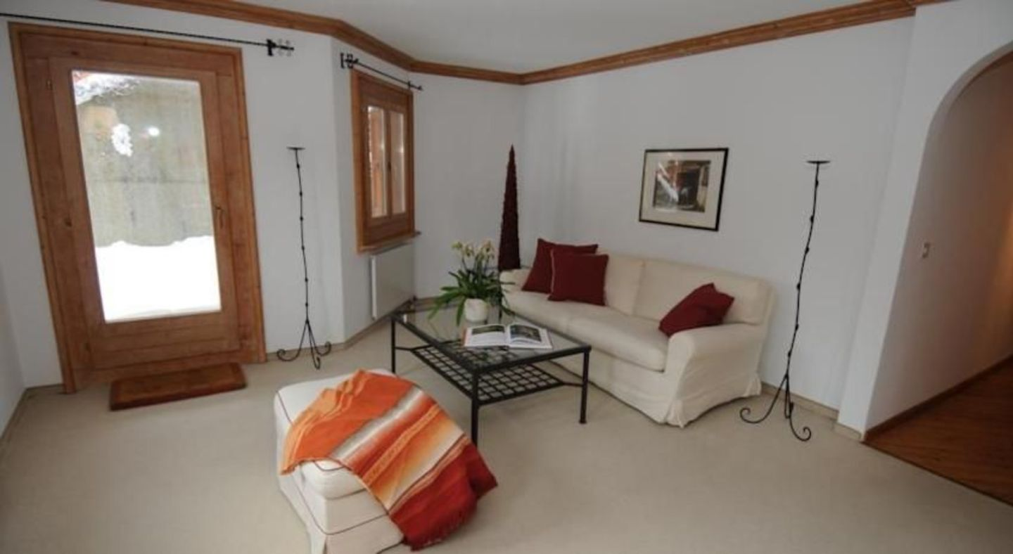 Chesa Las offers accommodation in St. Moritz