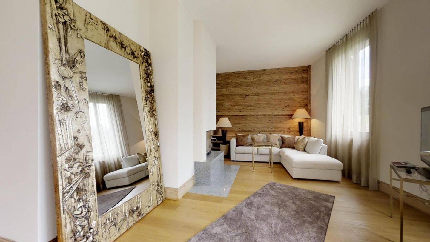 Outstanding 3 bedroom apartment in St. Moritz