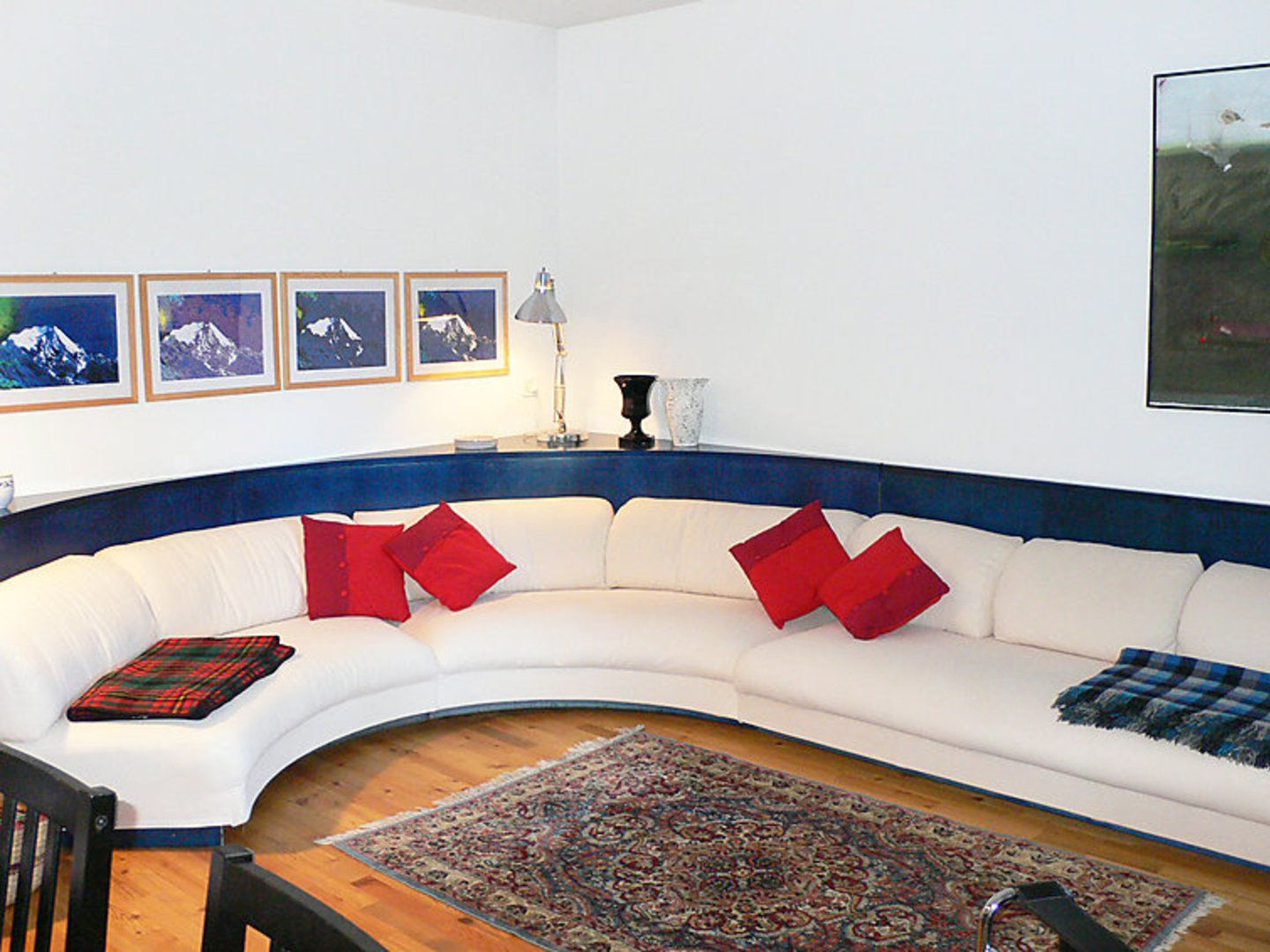 Rental 4 bedroom apartment in St. Moritz-Dorf