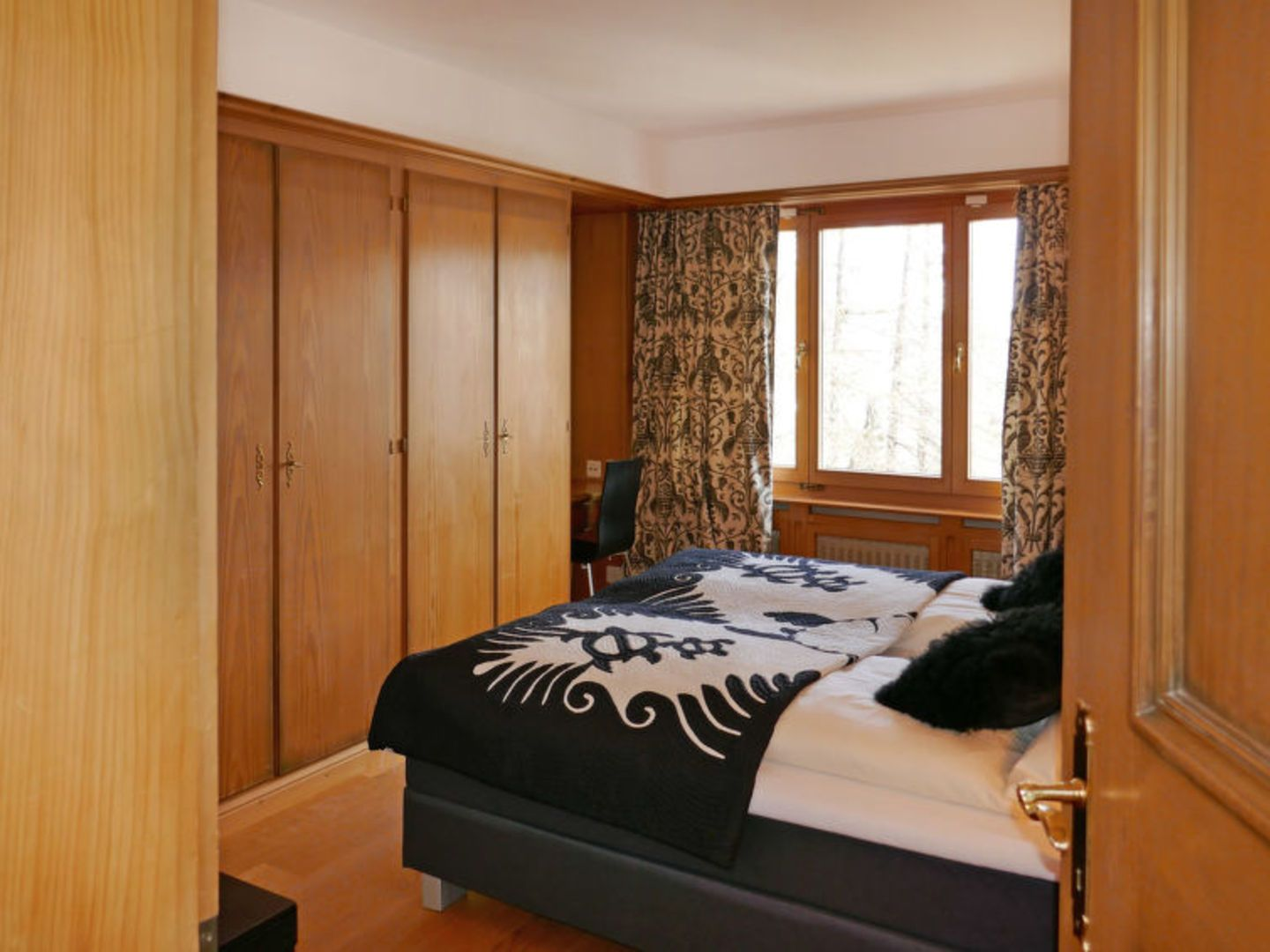 Nice 3 room apartment for rent in St. Moritz