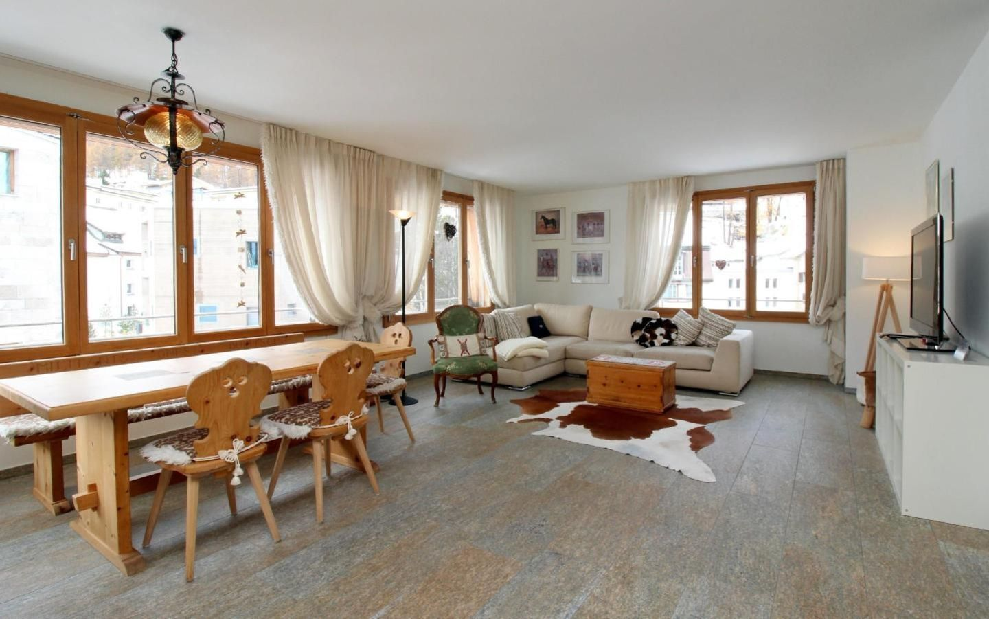 Amazing Apartment in St Moritz for rent