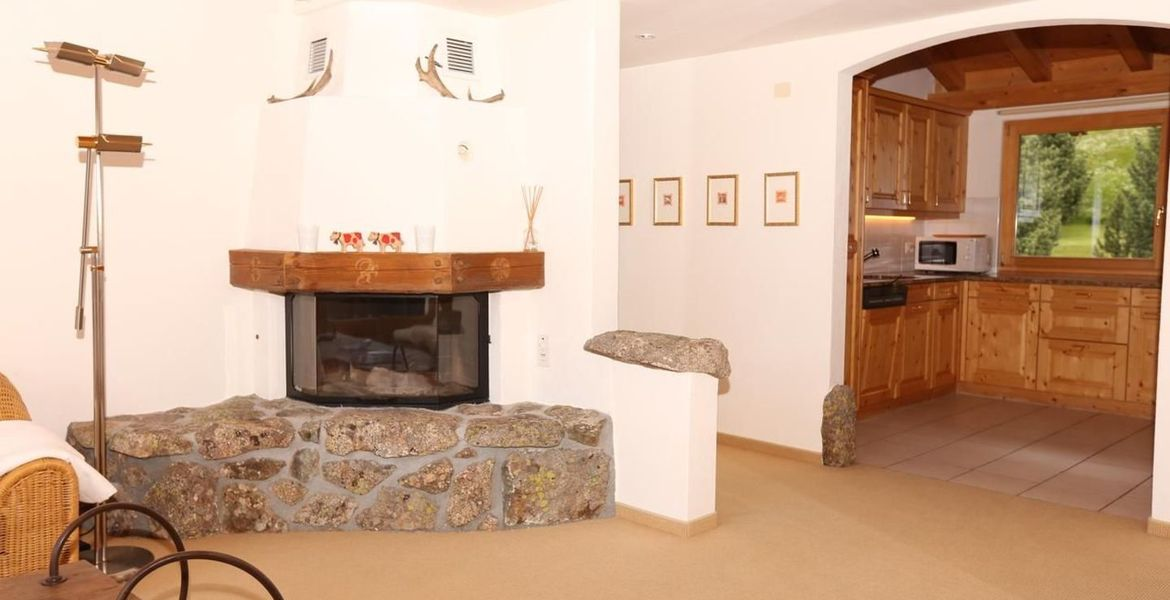 Apartment in Pontresina