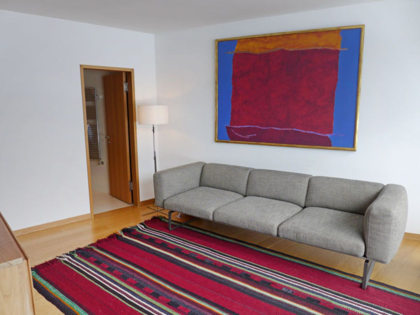 Large apartment in St. Moritz for rent